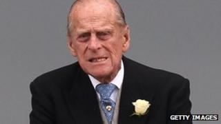 Duke of Edinburgh, pictured on 1 June at the Epsom Derby