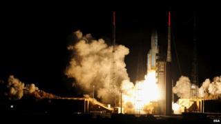 Ariane launch