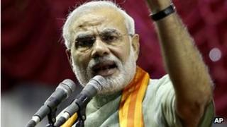 Narendra Modi (28 April 2012)