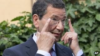 Ignazio Marino, new mayor of Rome