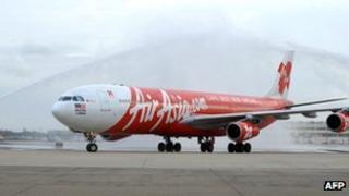AirAsia X plane