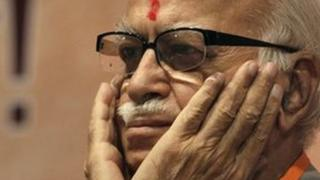 Senior leader LK Advani's resignation from key posts has affected the BJP's poll strategy