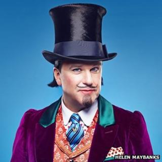 Douglas Hodge as Willy Wonka