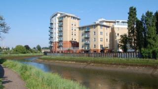 River Orwell by Ranelagh Road, Ipswich