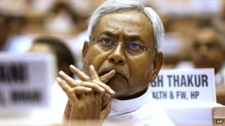 Reports say Janata Dal United leader Nitish Kumar is likely end his party's 17-year-old association with the BJP