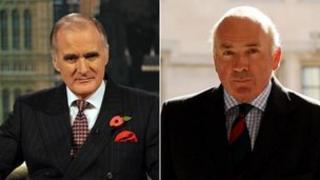 Lord Stirrup and Lord Dannatt