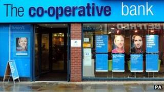 Co-op Bank branch