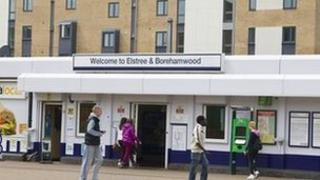 Elstree & Borehamwood station