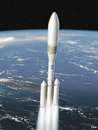 Ariane 6 concept