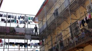 Siret orphanage