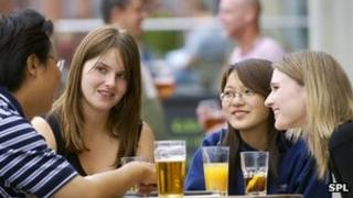 Social drinking