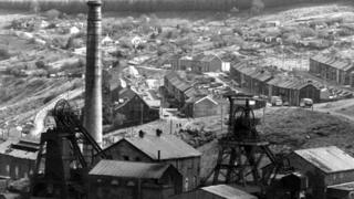 Lewis Merthyr Colliery, 1933