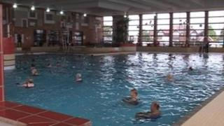 Cleethorpes Leisure Centre pool