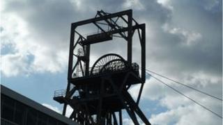 Daw Mill coal mine