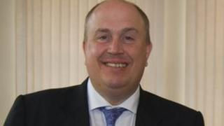Councillor Colin Noble