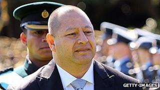 Tonga's George Tupou VI