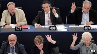 MEPs voting, 2 Jul 13