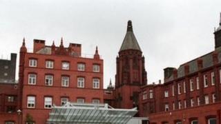 Birmingham Children's Hospital - archive image