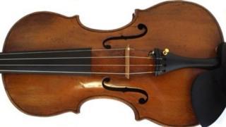 Antonio Gragnani violin