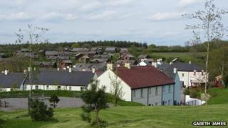 Bluestone village