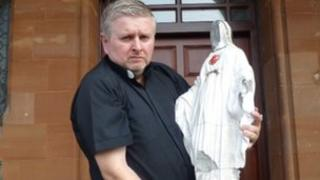 Fr Gary Donegan