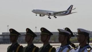 File photo: Beijing international airport