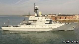 HMS Tyne