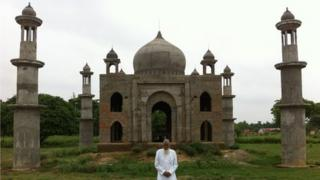 Mr Quadri's Taj Mahal