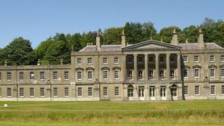 Glynllifon mansion