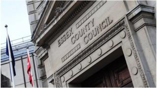Essex County Council office