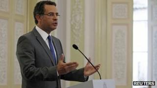 Socialist opposition leader Antonio Jose Seguro. 2 July 2013