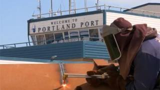 Portland Port