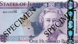 £100 note