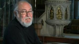 Reverend Robert Gallagher