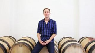Winemaker Gavin Monery