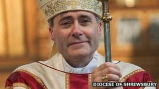 The Right Reverend Mark Davies