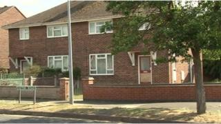Malcolm Pratt was found collapsed at his home in Gorleston