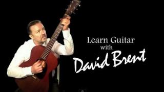 Learn Guitar with David Brent