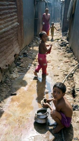 Children, Bangladesh