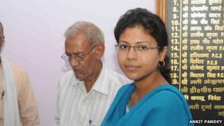 Civil servant Durga Shakti Nagpal