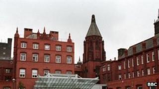 Birmingham Childrens Hospital stock pic