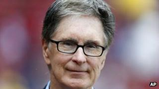 John W Henry, Boston Red Sox owner, 11 May 2013