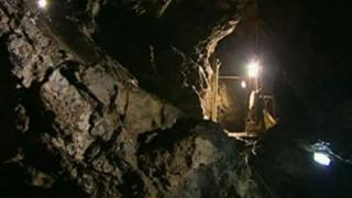 Treak Cliff Cavern