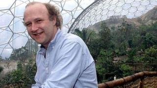 Tim Smit at Eden