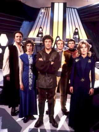 Blake's 7 cast