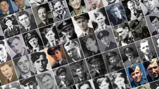Dambusters photowall