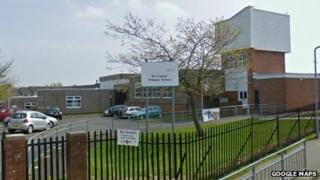 St Francis' Primary in Port Glasgow