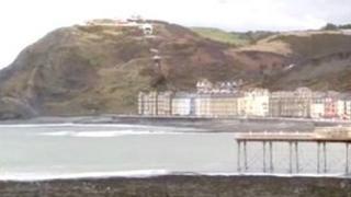Constitution Hill, Aberystwyth