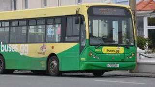 Guernsey bus