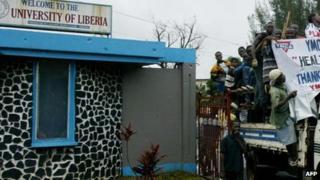 University of Liberia (archive shot)